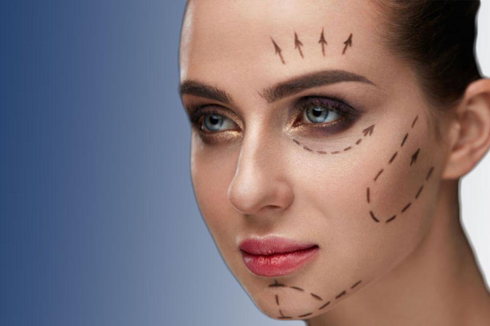 Corectare riduri faciale cu botox, acid hialuronic si Laser