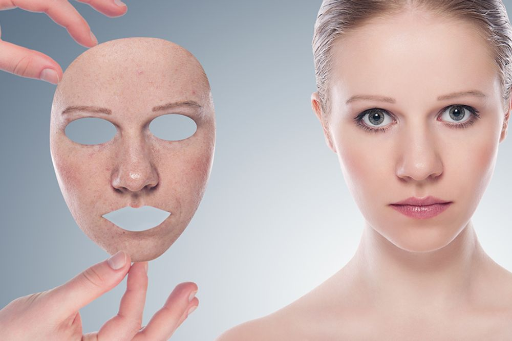 reconturare faciala cu acid hialuronic